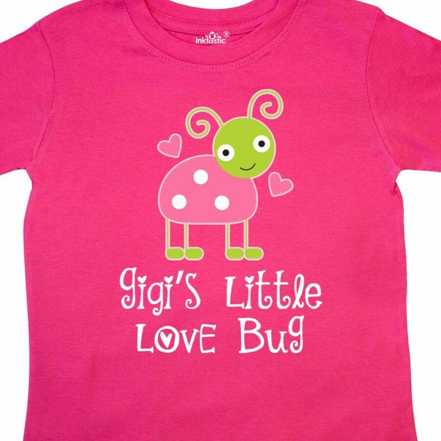 inktastic Kawaii Mustache Heart Toddler T-Shirt