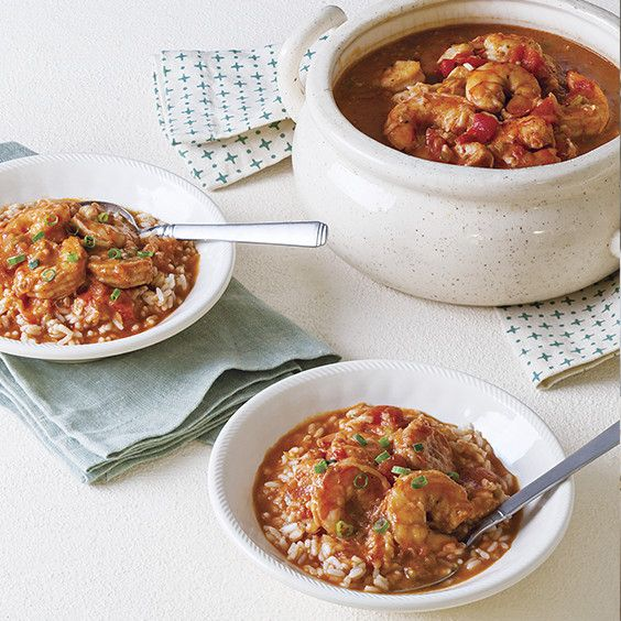 Creole Court-Bouillon #seafoodstew