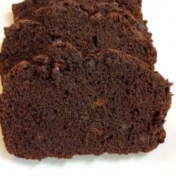 Double Dark Chocolate Bread