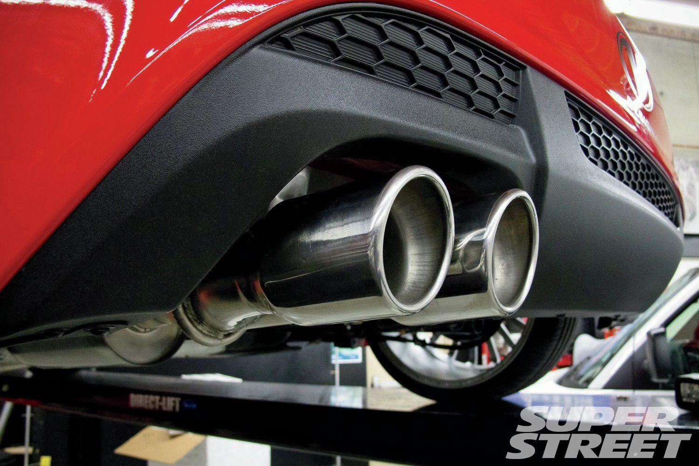 2014 Chevrolet Sonic Gm Performance Exhaust Exhaust