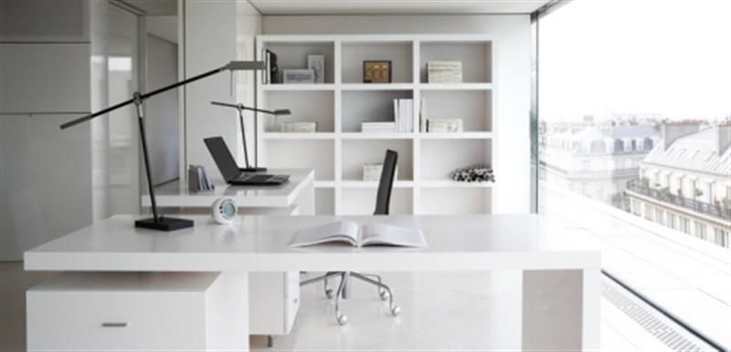 Modern Office White Office Furniture Office Furniture Design