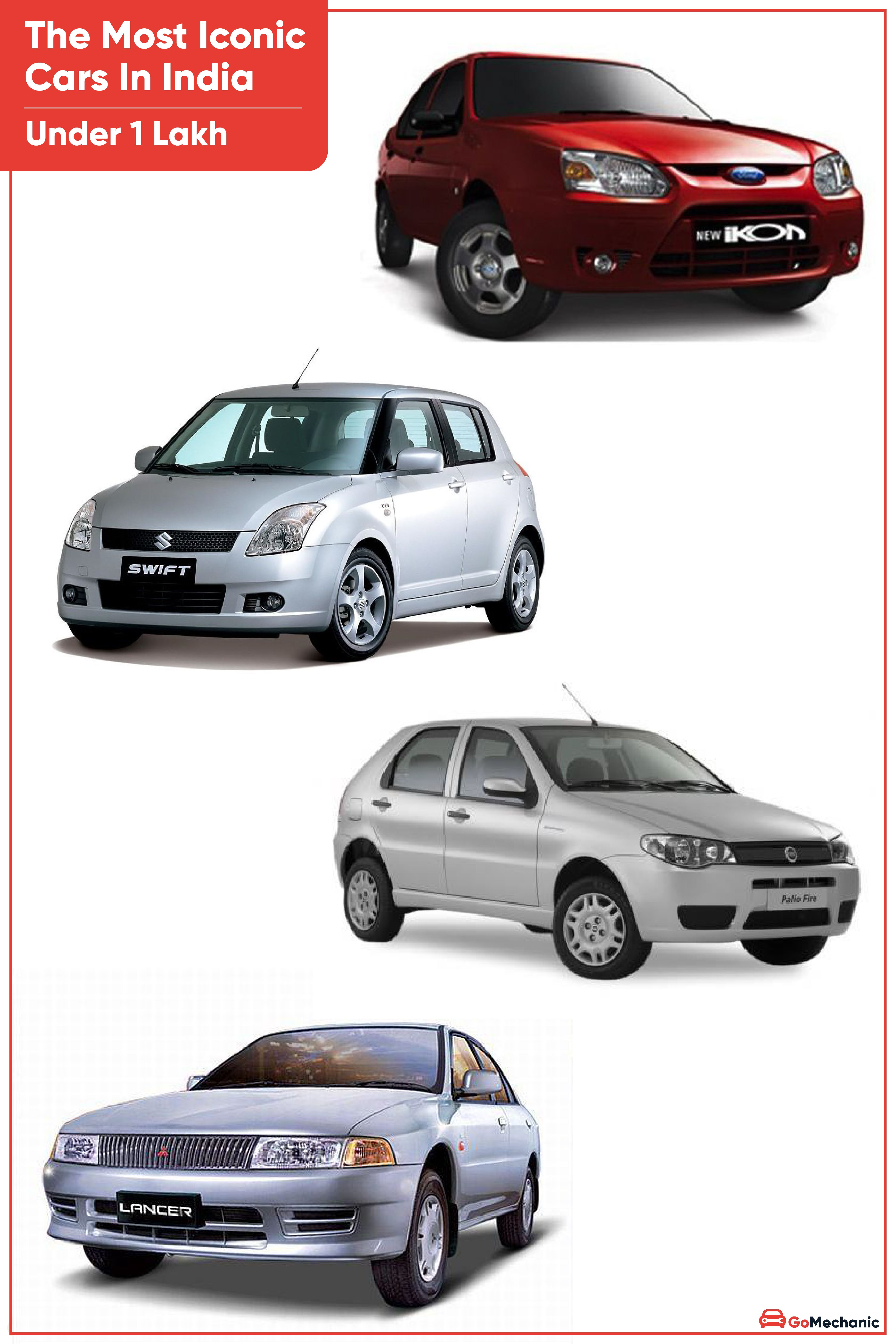 7 Iconic Indian Cars Under 1 Lakh Enthusiast's Cars