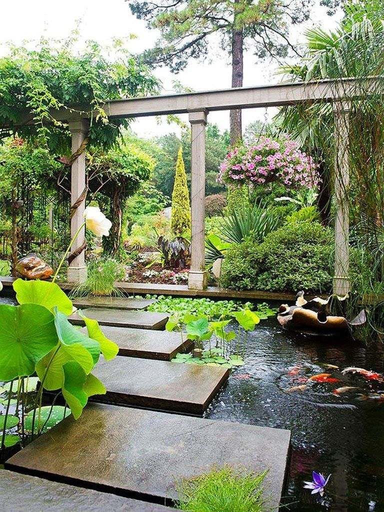 50 INSPIRING IDEAS BACKYARD PONDS AND WATER GARDENS (With ...