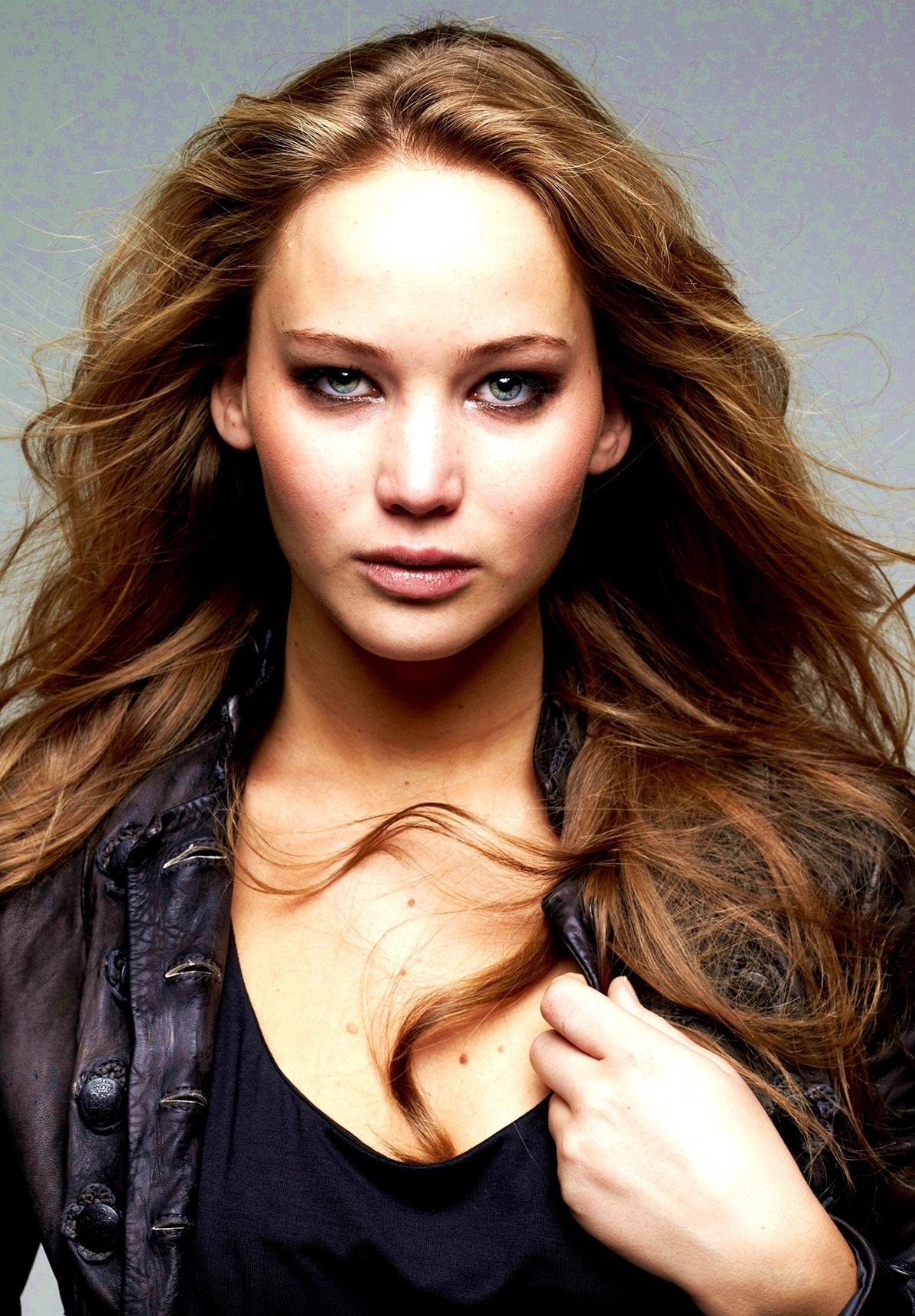Jennifer Lawrence from the Hunger Games | Jennifer ...