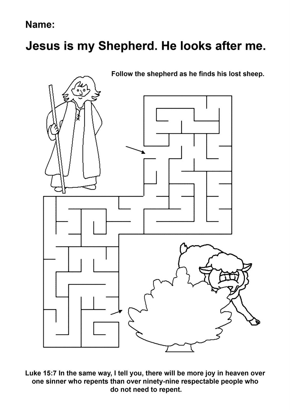 Maze With Images