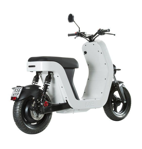 After yesterday's electric Mogan three-wheeler, and with