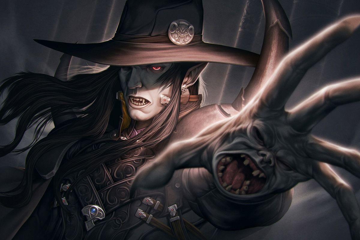 Vampire Hunter D Anime