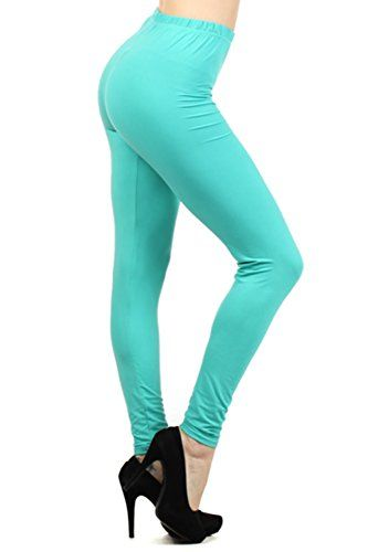 5887538ca33064 Women's Solid Full Length Ultra Soft High Waist Best Selling Leggings # leggings #women #clothing #fashion #pants