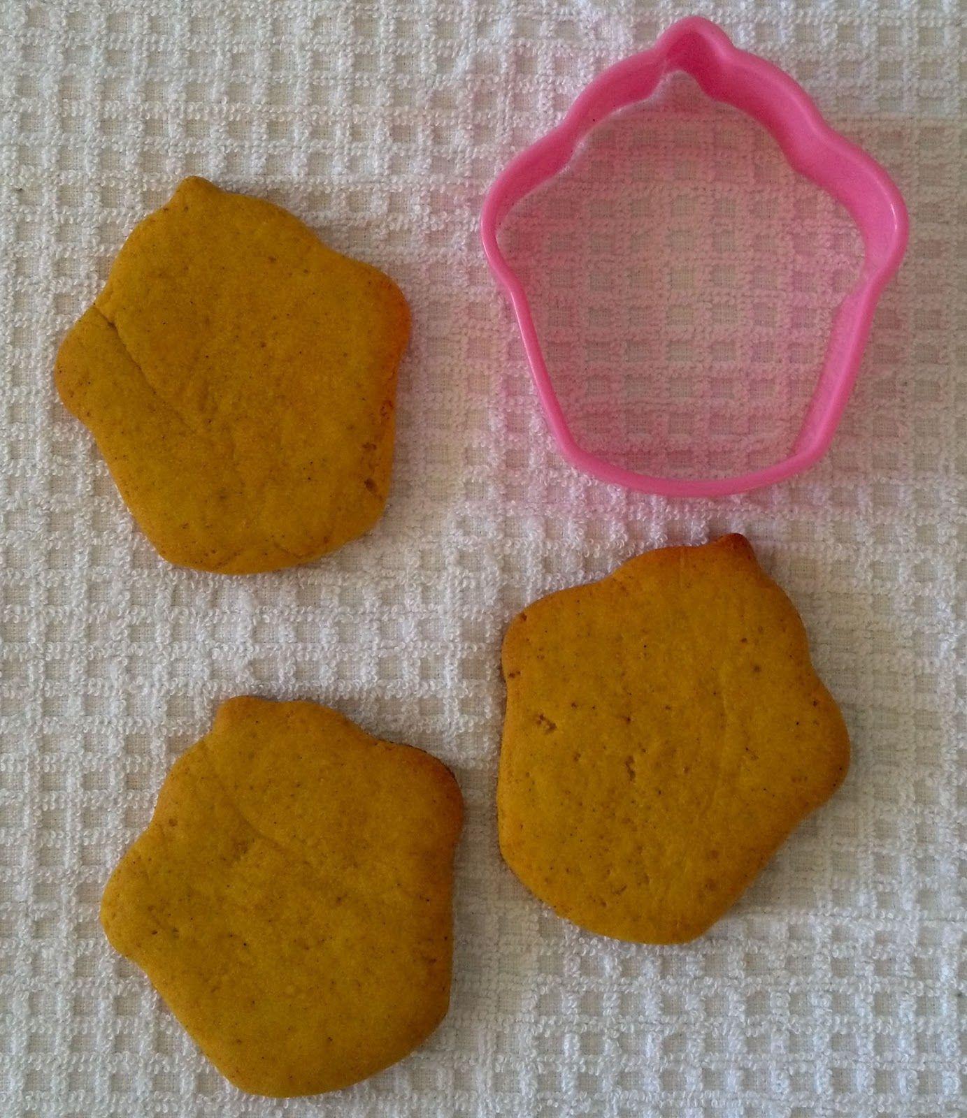 Sweet Baking Boutique: Pumpkin Pie Spice Sugar Cookies