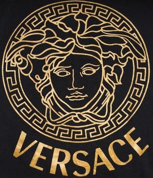 valentinabyvalentino Versace fashion, Versace, Grey art
