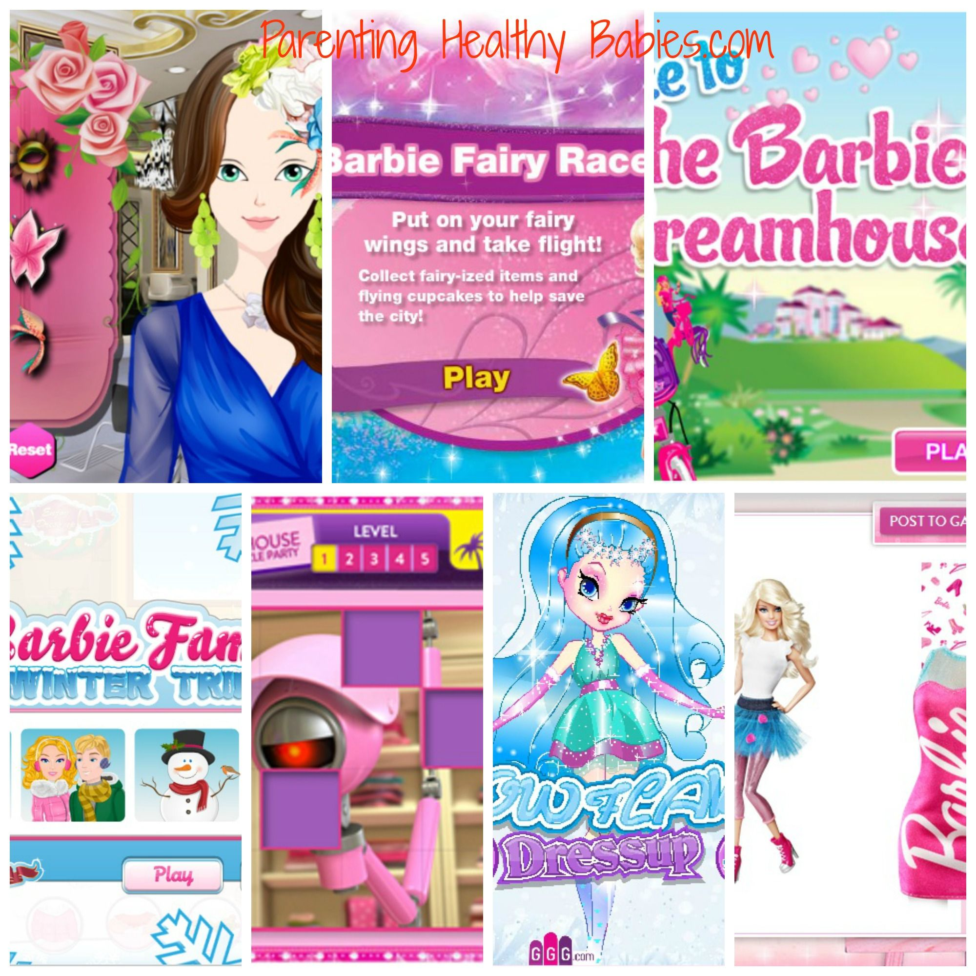 Here Are Some Online Barbie Games For Girls For More Details Visit
