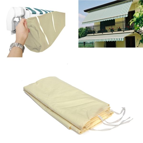 Sale 28 31 26 Ipree Outdoor Yard Garden Sunshade Awning Sun Shelter Canopy Anti Dust Bag Rain Cover Prot Winter Storage Outdoor Awnings Tent Accessories
