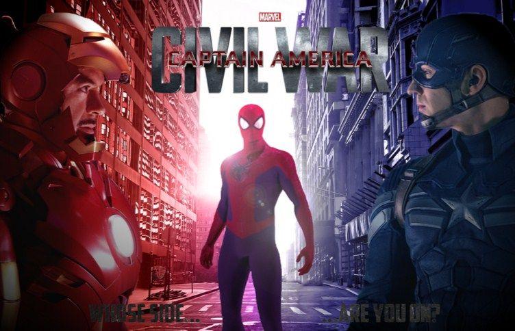 Captain America Civil War wallpaper – wallpaper free download