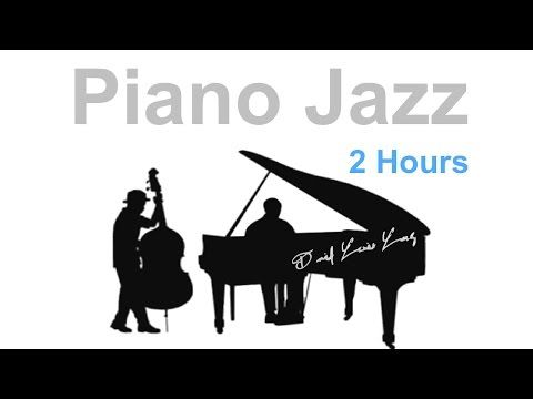 Piano Jazz & Jazz Piano: Parisian Summer (2 Hours of Best