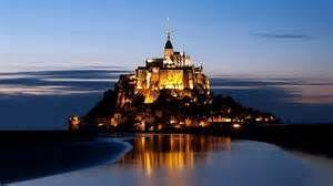 Mont Saint Michel Castle - Bing images