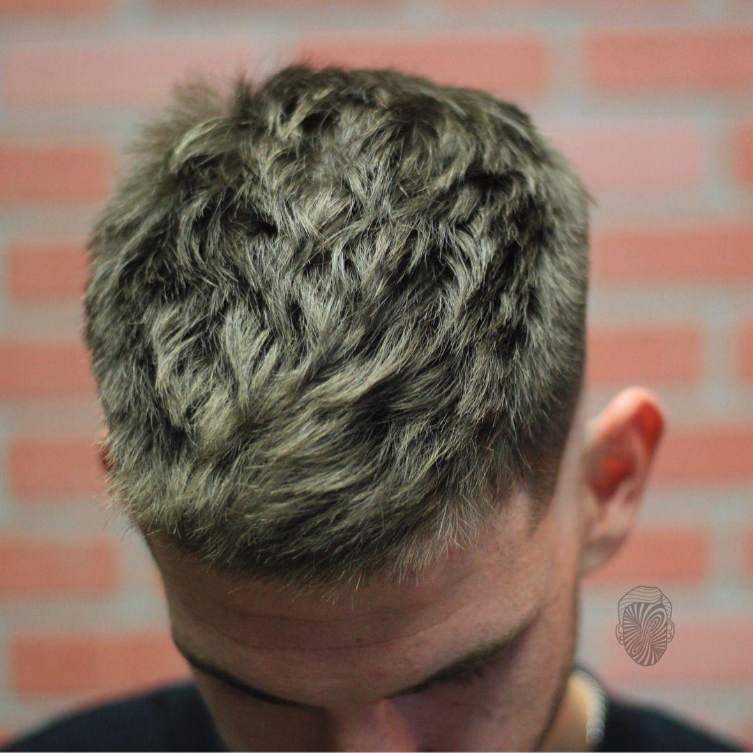 Travisanthonyhair textured short haircut for men menshairstyles