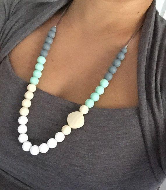 Silicone Beads Teething Nursing