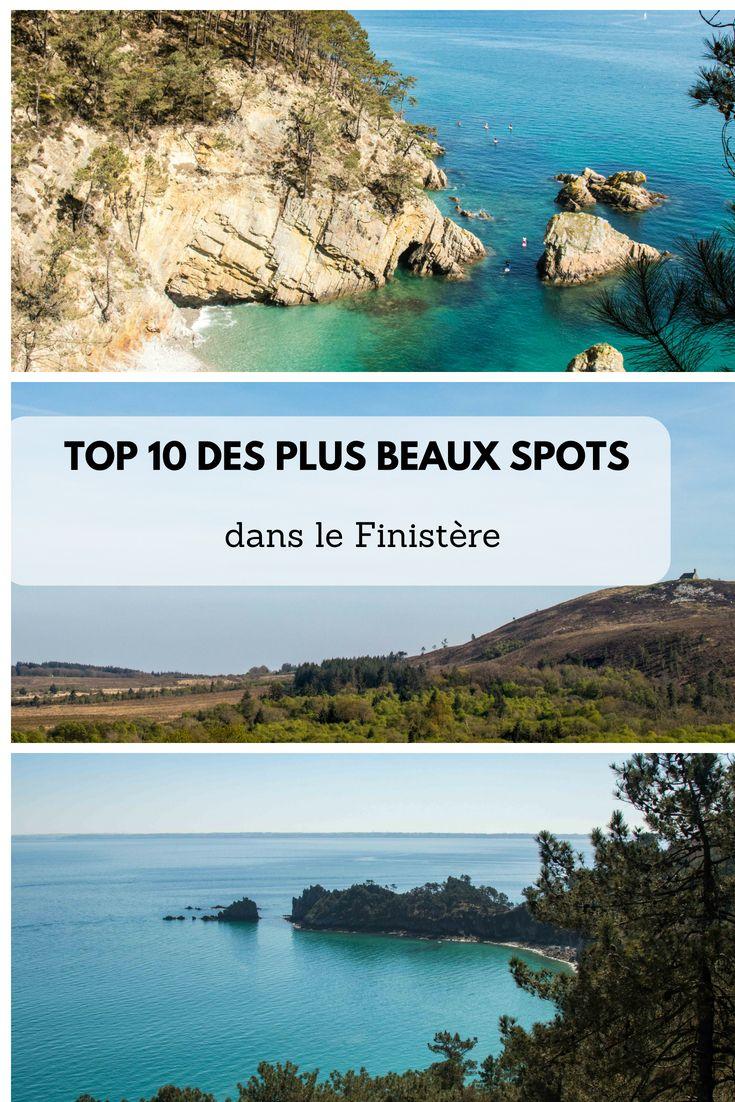Finistère top 10 des plus beaux lieux à découvrir