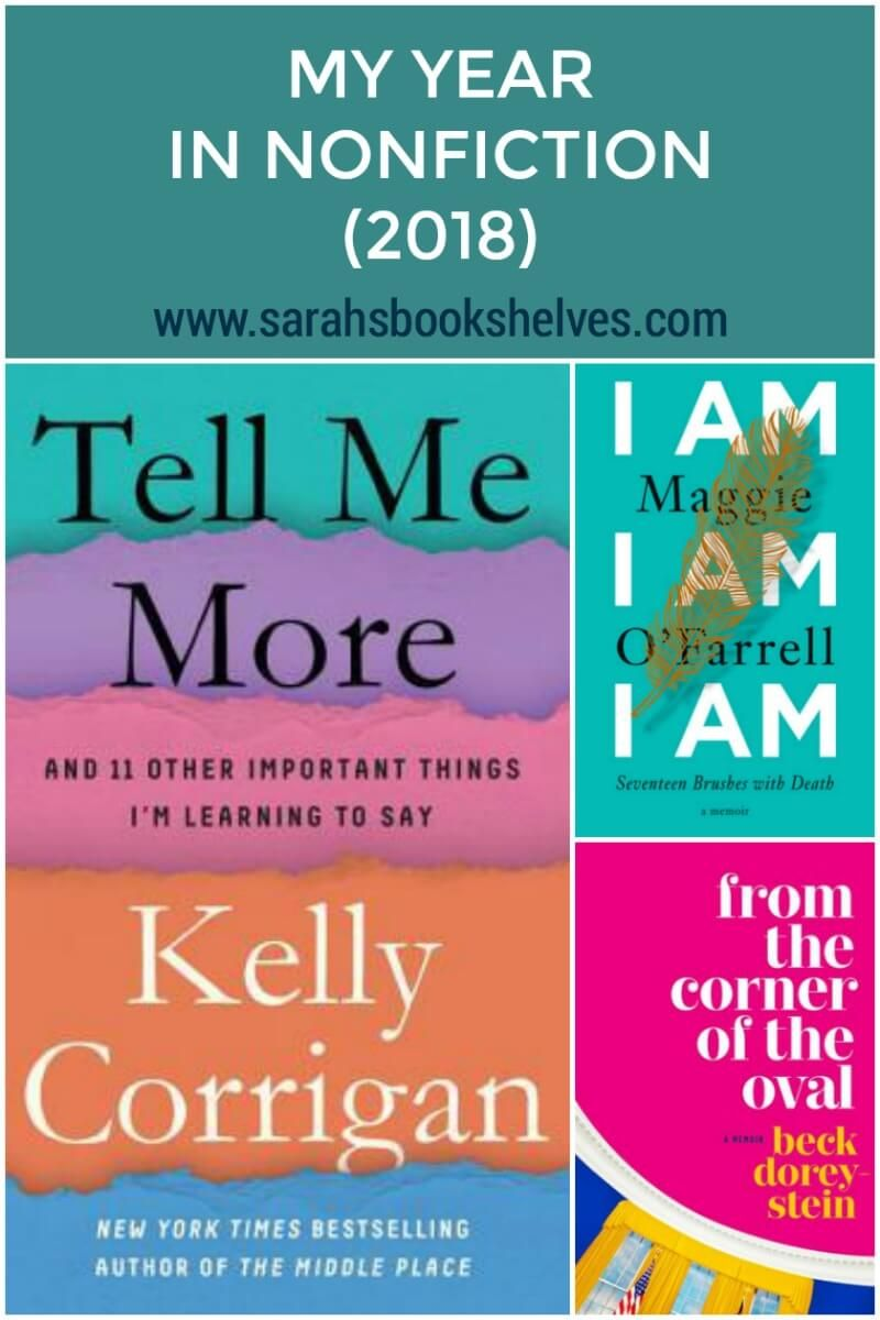 My Year Of Nonfiction So Far Nonfiction November 2018 Book Worms