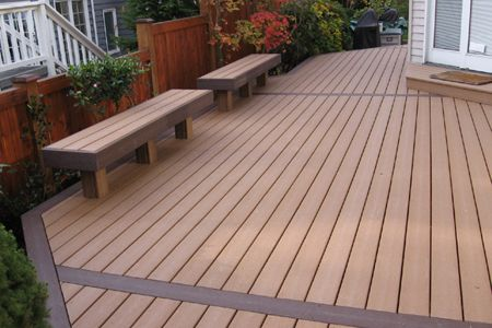 Charmant Wood Plastic Patio Floors In Ireland