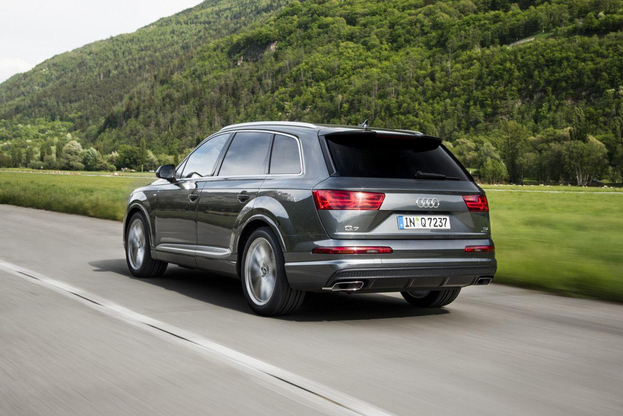 Audi Q7 Test Drive Review   Torque Tips   Wishlist   Audi q7, Audi
