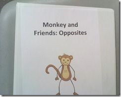 Great Monkey Unit for Wh Questions