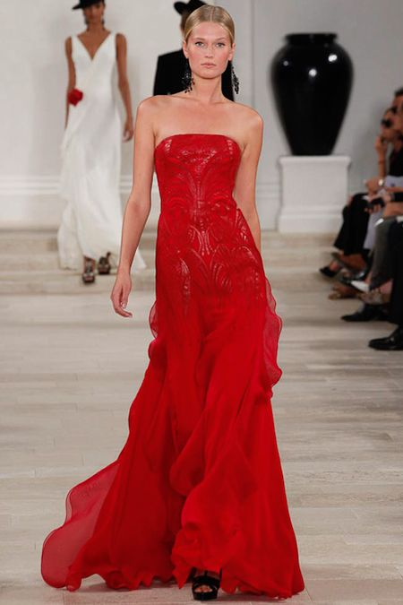 Ralph Lauren Spring 2013 Ready-to-Wear Collection