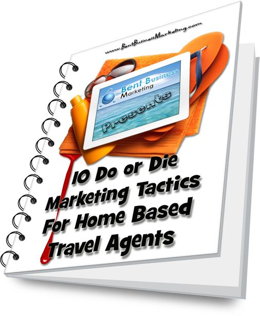 how to become a home based travel agent