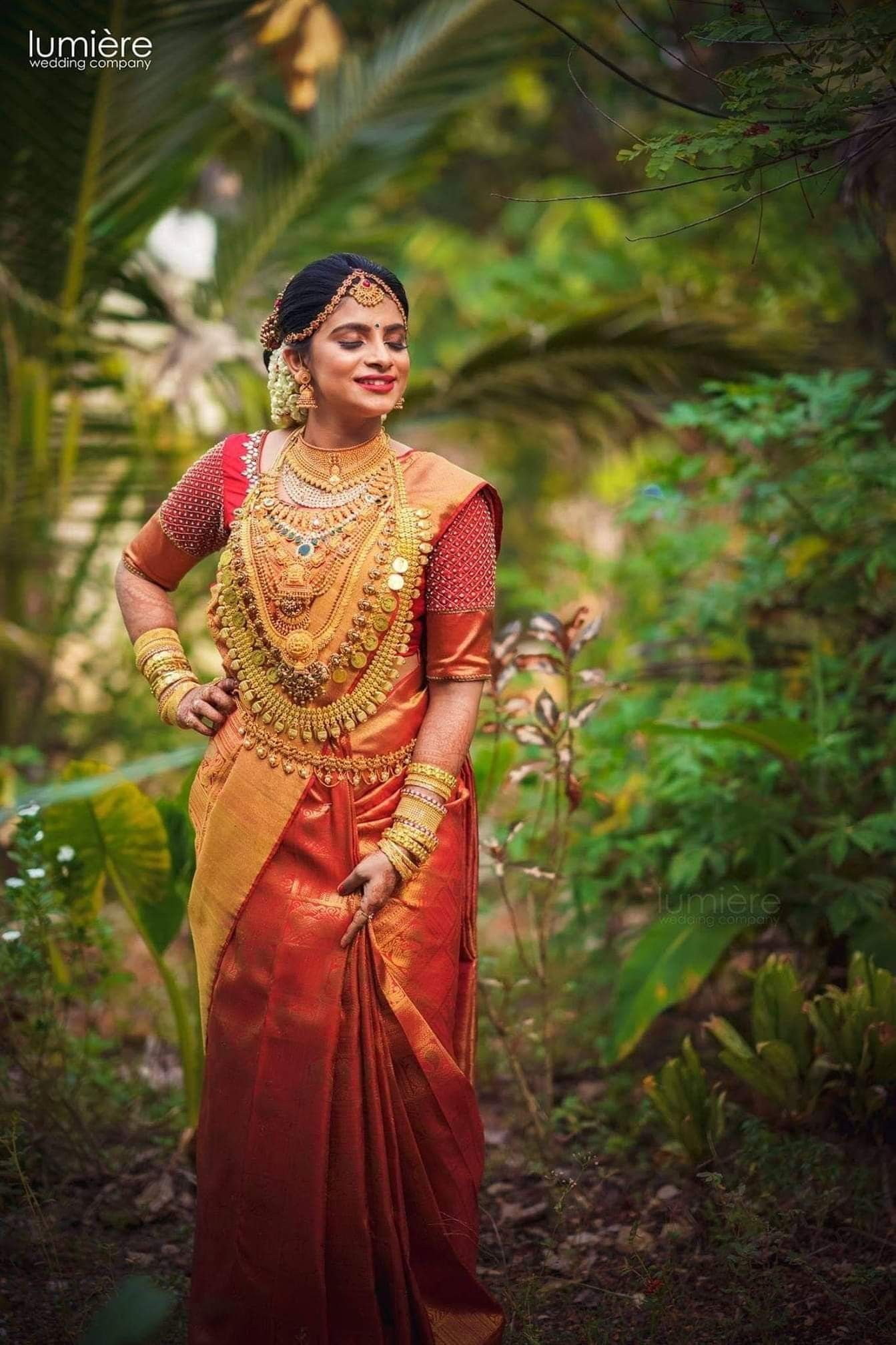 10+ Best For Kerala Wedding Bride Hairstyle - Boudoir Paris