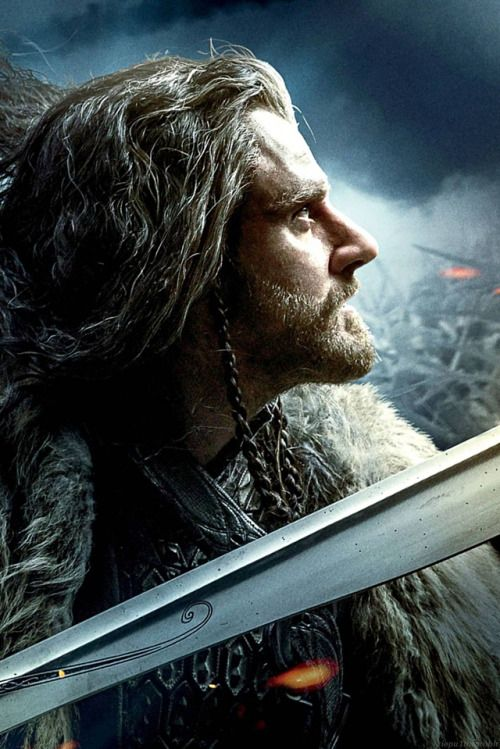 THORIN, THE KING UNDER THE MOUNTAIN ......L.
