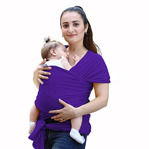 Baby Sling Natural Soft And Lightweight Baby Wrap Gentle Cotton Baby