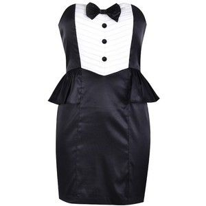 78 Best images about Didi&39s tuxedo dress on Pinterest  Tuxedos ...