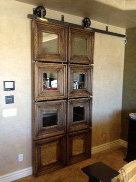 Custom Sliding Barn Doors Traditional Interior Doors