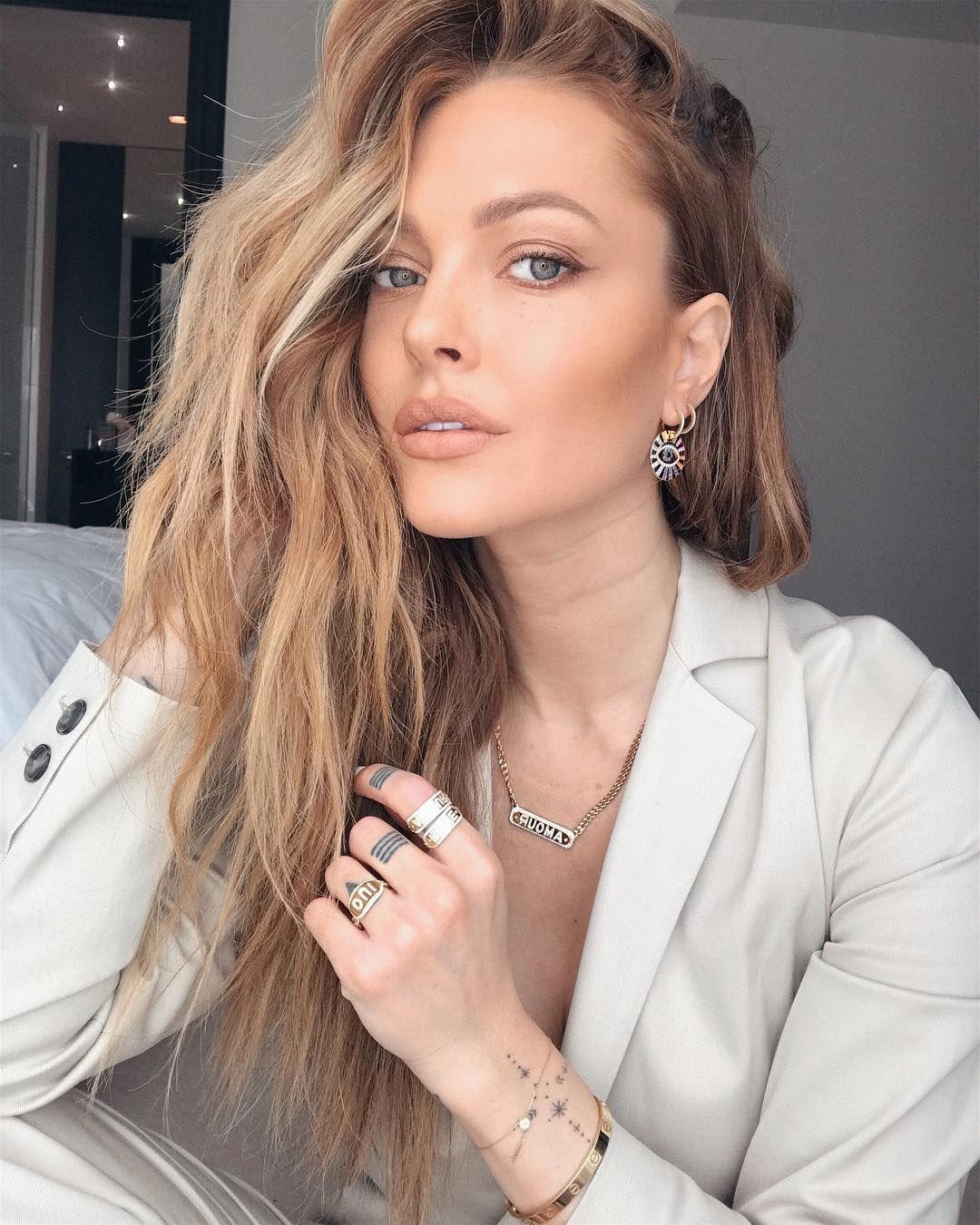 Pin on Simply Gorgeous!   Caroline receveur hair, Copper