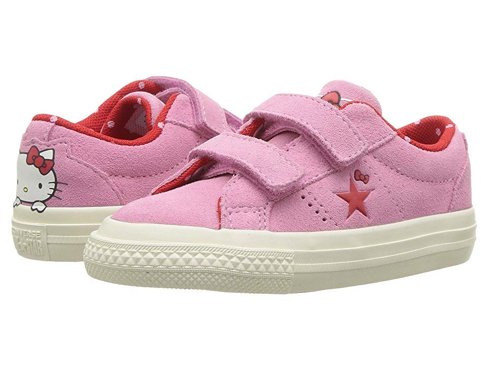 Converse Kids Hello Kitty(r) One Star 2V Ox (Infant