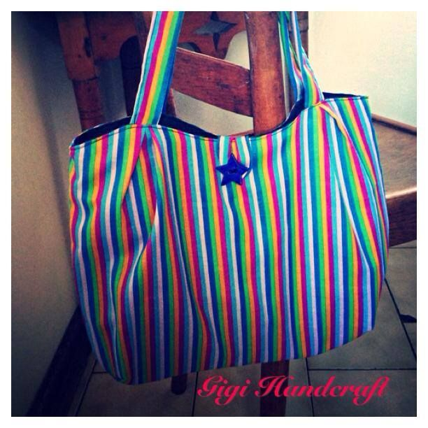 Rainbow Bag - https://www.facebook.com/GigiHandcraft