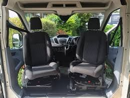 Image Result For Ford Transit Swivel Seat Transit Custom Ford Transit Custom Camper Ford Transit Conversion