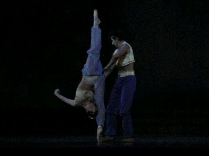 My beautiful friend Jennifer from Festival Ballet in Providence.