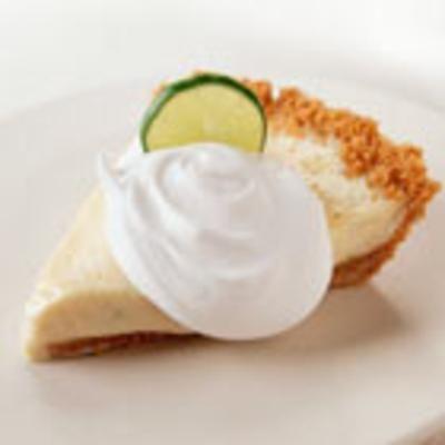 'Greek' Key Lime Pie