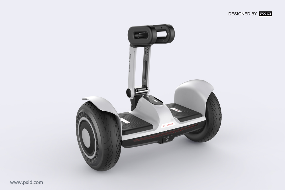 Folding balance wheel design.Electric scooter wheel concept by PXID Design. #industrialdesign #design #productdesign#inspiration #gooddesign#moped #electric bike.#balancewheel#Intelligentbalancewheel#electric-moped