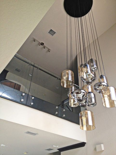 The Cuban In My Coffee Custom Design Chandelier Multi