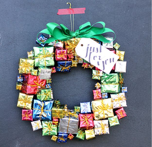 50 Unexpected Wreaths You Can Make Out Of Anything