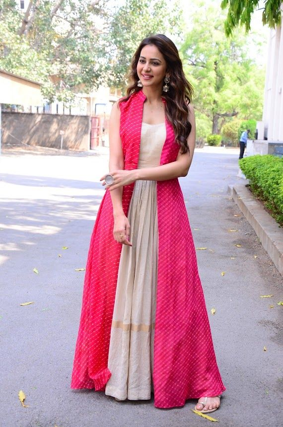 Rakul Preet Singh At Athiloka Sundari Katha Book Release In 2020 Designer Party Wear Dresses Fashion Dress Party Fashion Design Clothes