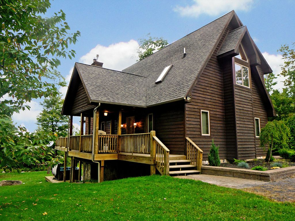 Vrbo Com 380231 3rd Night Free Luxurious Mtn Chalet With Hot Tub Firepit Amp Dock Slip Rental Apartments House Rental House