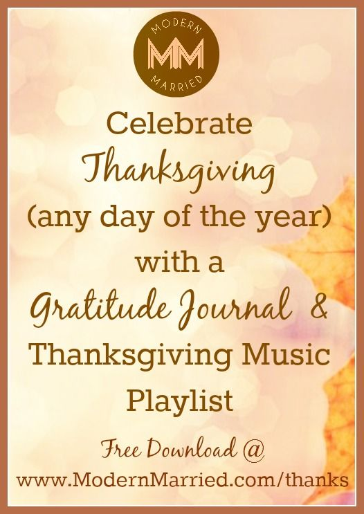 Prompts and music to get you started with your gratitude journal list: 100 things I am grateful for - free download, no sign up required. Enjoy!