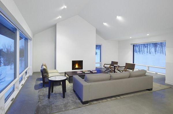 10 große Kamin-Design-Ideen in 2018 Interior design Pinterest