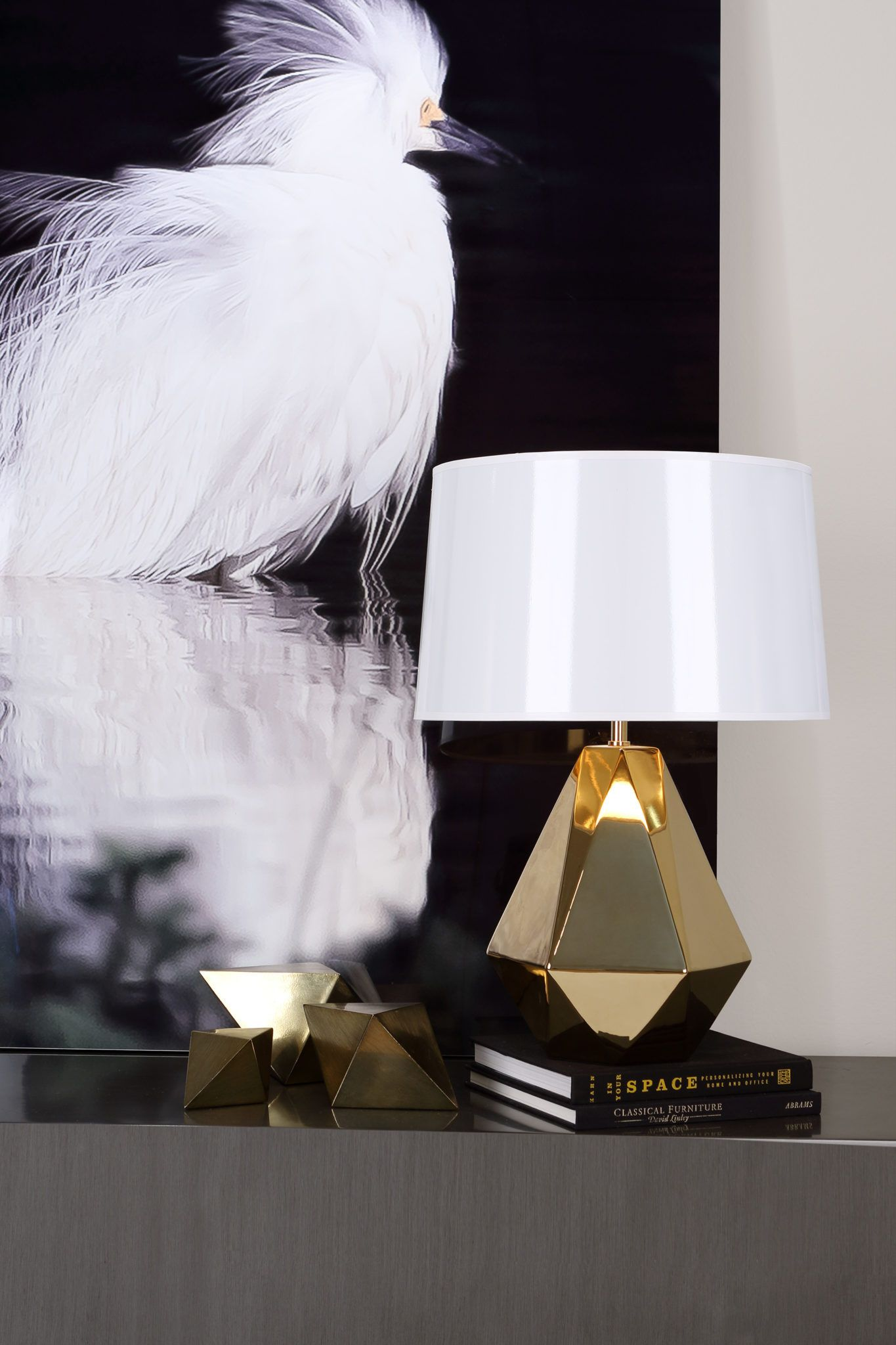 12 Table Lamps That Light Up Your Living Room Lamp Table Lamp Robert Abbey
