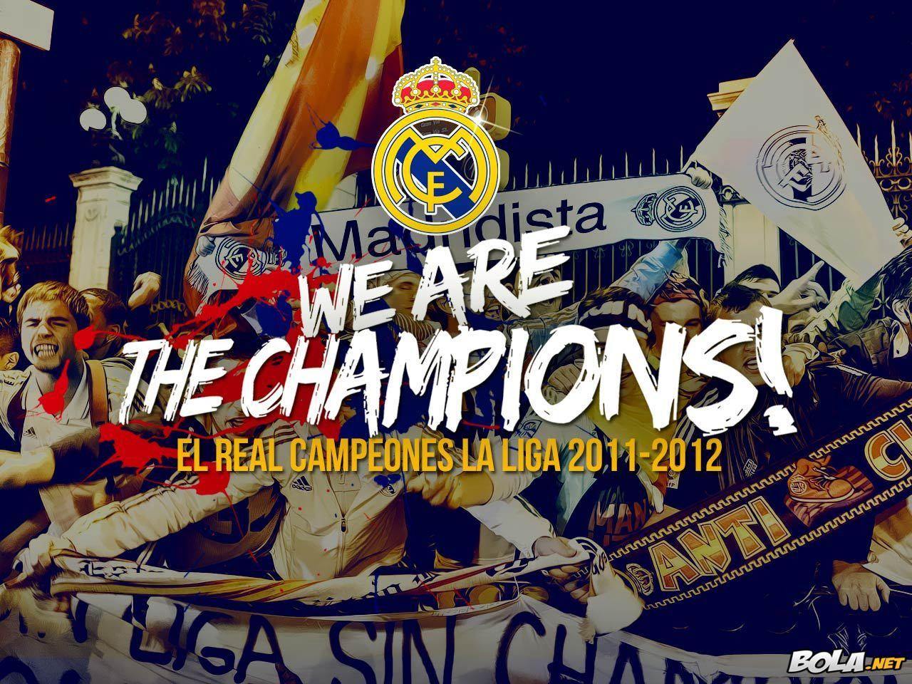 Jersey Syal Glory Pesta Juara Madridista Campeone32
