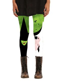Two Witch Leggings WKD-WITCH-LEGGNG