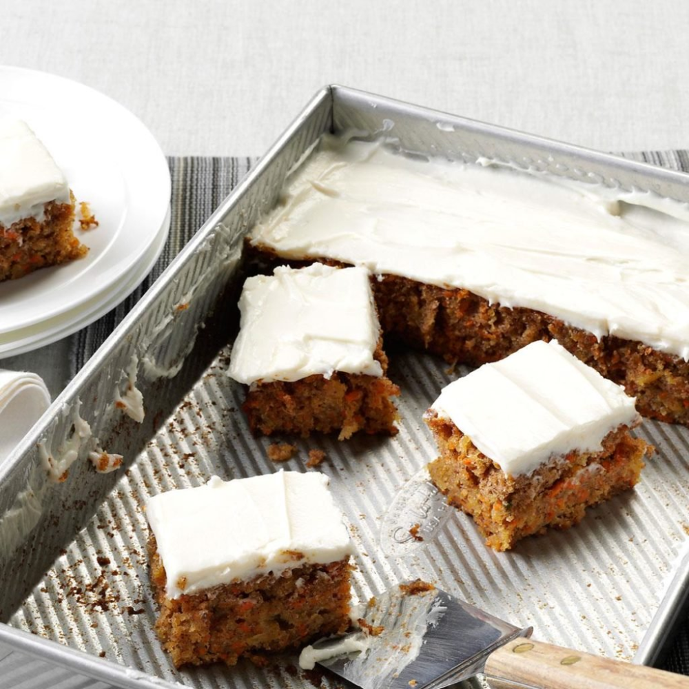 Mrs Thompson S Carrot Cake Recipe Carrot Cake